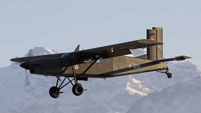 Photo ID 71456 by Andreas Weber. Switzerland Air Force Pilatus PC 6 B2 H2M 1 Turbo Porter, V 617