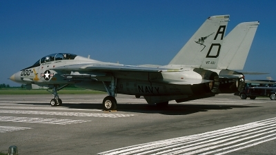 Photo ID 70766 by David F. Brown. USA Navy Grumman F 14A Tomcat, 162688
