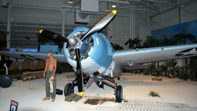 Photo ID 70859 by Ray Orgunwall. USA Navy Grumman F4F 3 Wildcat G 36, 12296