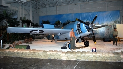 Photo ID 70860 by Ray Orgunwall. USA Navy Grumman F4F 3 Wildcat G 36, 12296