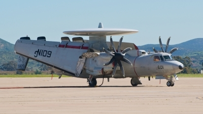 Photo ID 71106 by Stuart Skelton. USA Navy Grumman E 2C Hawkeye, 165820