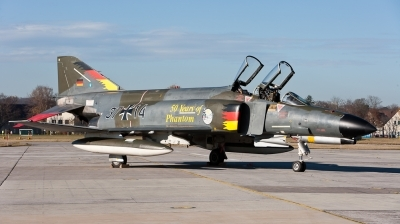 Photo ID 71075 by Andreas Zeitler - Flying-Wings. Germany Air Force McDonnell Douglas F 4F Phantom II, 37 14