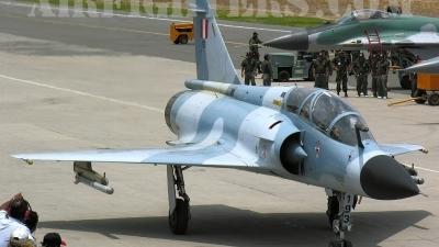 Photo ID 8938 by Eduardo Cardenas Suyo. Peru Air Force Dassault Mirage 2000DP, 193