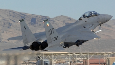 Photo ID 71167 by Peter Boschert. USA Air Force McDonnell Douglas F 15E Strike Eagle, 92 0365