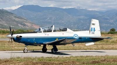 Photo ID 71517 by Andreas Zeitler - Flying-Wings. Greece Air Force Raytheon T 6A Texan II, 018