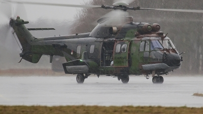Photo ID 71214 by Alex van Noye. Netherlands Air Force Eurocopter AS 532U2 Cougar MkII, S 442