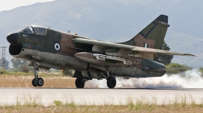Photo ID 71374 by Andreas Zeitler - Flying-Wings. Greece Air Force LTV Aerospace A 7E Corsair II, 159285