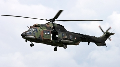 Photo ID 71562 by Johannes Berger. Netherlands Air Force Eurocopter AS 532U2 Cougar MkII, S 447