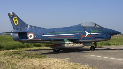 Photo ID 71561 by Roberto Bianchi. Italy Air Force Fiat G 91 PAN, MM6264