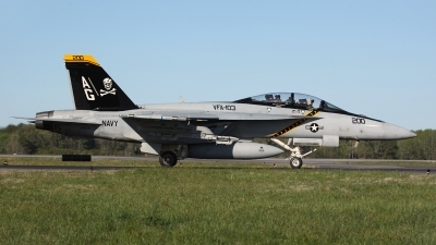 Photo ID 71570 by David F. Brown. USA Navy Boeing F A 18F Super Hornet, 166620
