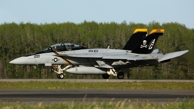 Photo ID 71630 by David F. Brown. USA Navy Boeing F A 18F Super Hornet, 166620