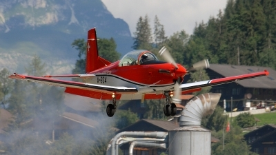 Photo ID 72489 by Martin Thoeni - Powerplanes. Switzerland Air Force Pilatus NCPC 7 Turbo Trainer, A 934