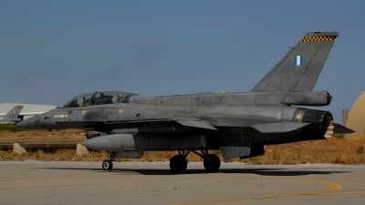 Photo ID 71790 by Peter Boschert. Greece Air Force General Dynamics F 16D Fighting Falcon, 610