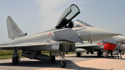 Photo ID 71614 by Mark. Italy Air Force Eurofighter F 2000A Typhoon EF 2000, MM7273