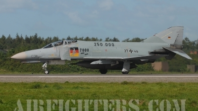 Photo ID 9006 by Klemens Hoevel. Germany Air Force McDonnell Douglas F 4F Phantom II, 37 48