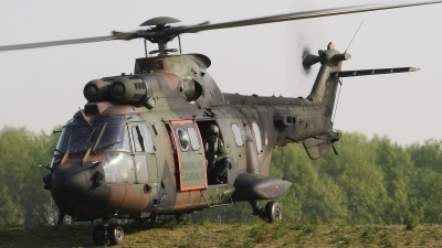 Photo ID 71977 by Philipp Jakob Schumacher. Netherlands Air Force Eurocopter AS 532U2 Cougar MkII, S 458