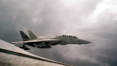 Photo ID 72264 by David Baranek. USA Navy Grumman F 14A Tomcat, 159623