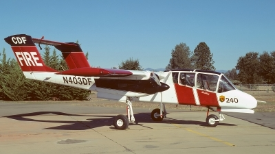 Photo ID 72269 by Klemens Hoevel. Private California Department of Forestry North American Rockwell OV 10A Bronco, N403DF