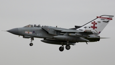 Photo ID 72417 by Zac Watson. UK Air Force Panavia Tornado GR4, ZA600