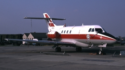 Photo ID 72321 by Tom Gibbons. UK Air Force Hawker Siddeley HS 125 2 Dominie T1, XS713