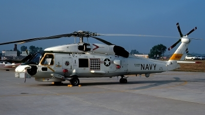 Photo ID 72374 by David F. Brown. USA Navy Sikorsky YSH 60B Seahawk, 161173