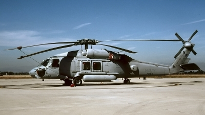 Photo ID 72331 by David F. Brown. USA Navy Sikorsky HH 60H SeaHawk S 70B, 164843