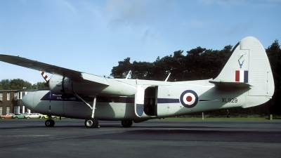 Photo ID 72516 by Bart Hoekstra. UK Air Force Hunting Percival P 66 Pembroke C1, XL929