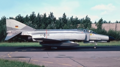 Photo ID 72466 by Arie van Groen. Germany Air Force McDonnell Douglas F 4F Phantom II, 37 08