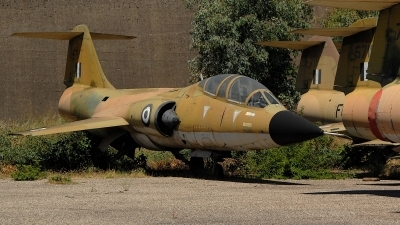 Photo ID 72803 by Peter Boschert. Greece Air Force Lockheed TF 104G Starfighter, 5917