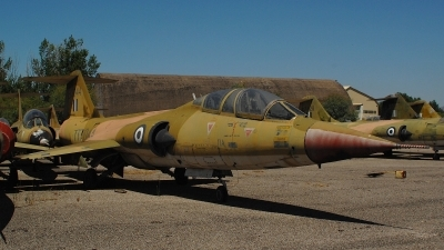 Photo ID 72804 by Peter Boschert. Greece Air Force Lockheed TF 104G Starfighter, 13044