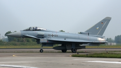 Photo ID 72529 by Jörg Pfeifer. Germany Air Force Eurofighter EF 2000 Typhoon S, 30 69