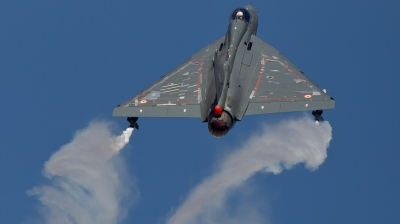 Photo ID 73034 by Andreas Zeitler - Flying-Wings. India Air Force HAL LCA Tejas, KH2005
