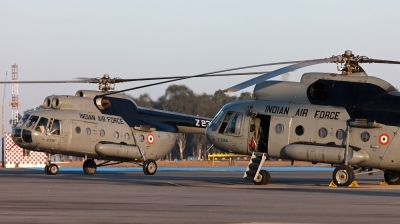 Photo ID 72751 by Andreas Zeitler - Flying-Wings. India Air Force Mil Mi 8T, Z2361