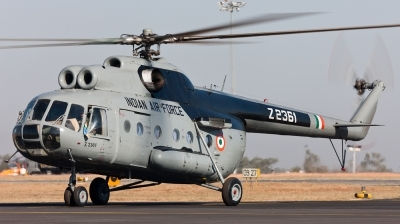 Photo ID 72753 by Andreas Zeitler - Flying-Wings. India Air Force Mil Mi 8T, Z2361