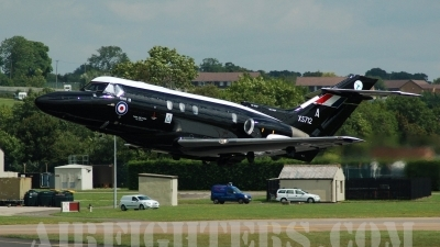 Photo ID 9152 by Chris Milne. UK Air Force Hawker Siddeley HS 125 2 Dominie T1, XS712