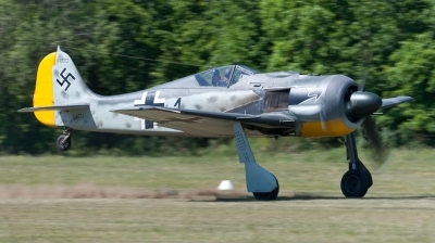 Photo ID 72880 by Andreas Zeitler - Flying-Wings. Private Private Flug Werk FW 190A 8 N, F AZZJ