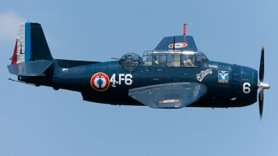 Photo ID 72882 by Andreas Zeitler - Flying-Wings. Private Private Grumman TBM 3E Avenger, HB RDG
