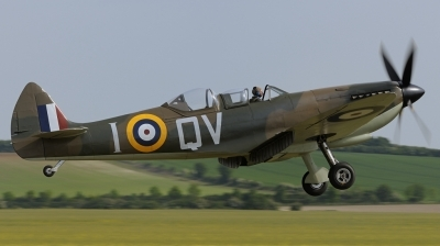 Photo ID 72998 by rinze de vries. Private Private Supermarine 509 Spitfire T9C, G CCCA