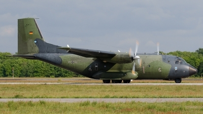 Photo ID 73090 by Koen Leuvering. Germany Air Force Transport Allianz C 160D Transall, 50 86