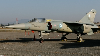 Photo ID 73466 by Andreas Zeitler - Flying-Wings. Greece Air Force Dassault Mirage F1CG, 140