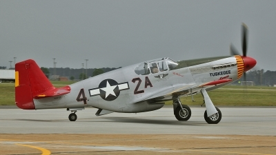 Photo ID 73488 by David F. Brown. Private Private North American P 51C Mustang, NX61429