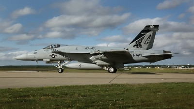 Photo ID 73523 by David F. Brown. USA Navy Boeing F A 18E Super Hornet, 166609
