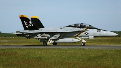 Photo ID 73532 by David F. Brown. USA Navy Boeing F A 18F Super Hornet, 166620