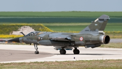 Photo ID 73620 by Lieuwe Hofstra. France Air Force Dassault Mirage F1CT, 274