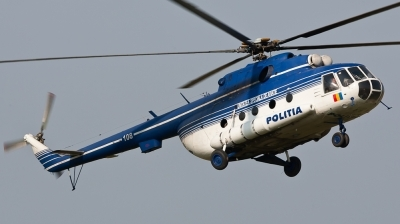 Photo ID 73799 by Andreas Zeitler - Flying-Wings. Romania Police Mil Mi 17 1V, 108
