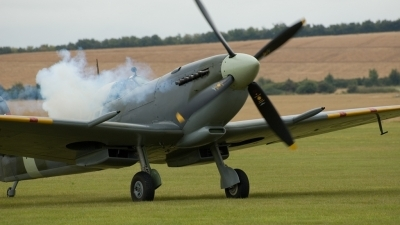 Photo ID 9271 by Damien Dyer. Private Private Supermarine 361 Spitfire LF9B, G ASJV