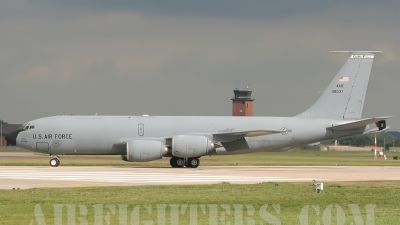 Photo ID 9302 by lee blake. USA Air Force Boeing KC 135R Stratotanker 717 148, 63 8037