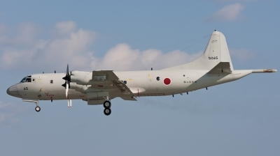 Photo ID 74260 by Andreas Zeitler - Flying-Wings. Japan Navy Lockheed P 3C Orion, 5065