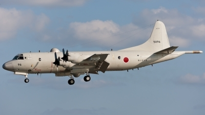 Photo ID 74261 by Andreas Zeitler - Flying-Wings. Japan Navy Lockheed P 3C Orion, 5096