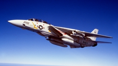 Photo ID 74199 by David Baranek. USA Navy Grumman F 14A Tomcat, 159593